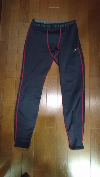 ズボン買ってみました。