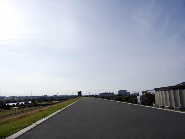 戸田競艇場付近