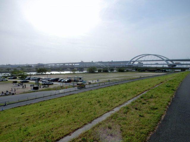 荒川CR 江北橋