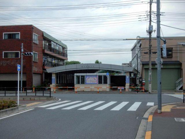 綾瀬 地下道 千代田線