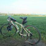 サイクリングに行ってきました(千住新橋まで)