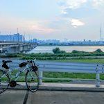 サイクリングに行ってきました(京葉道路まで)
