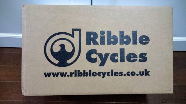 RIbble Cycles ダンボール箱