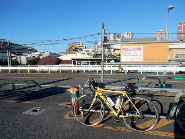 荒川サイクリングロード 堀切