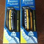 Michelin Pro4 Endurance V2+ラテックスチューブのインプレ
