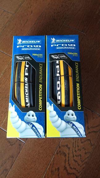 Michelin - Pro4 Endurance V2
