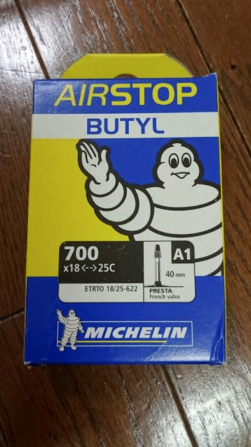 Michelin タイヤ チューブ