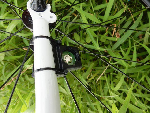 自転車 サイコン センサー バッテリー交換