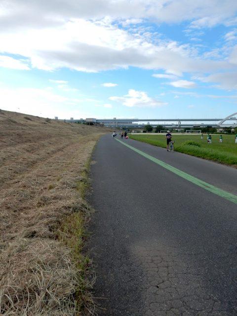 荒川サイクリングロード 右岸