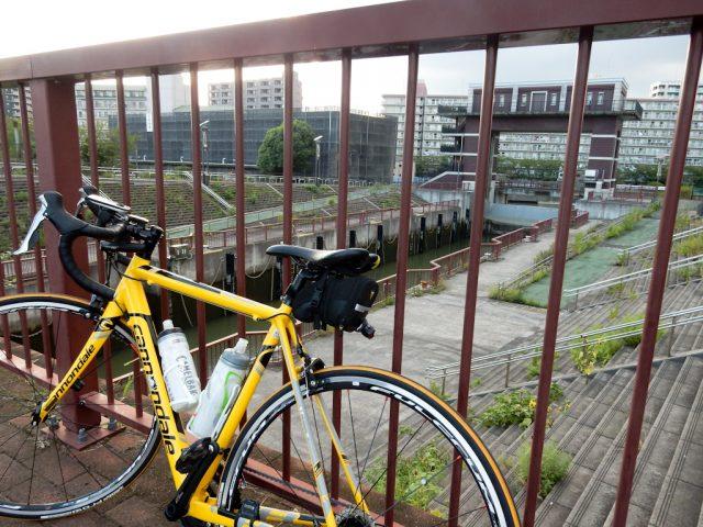 荒川サイクリングロード 荒川ロックゲート