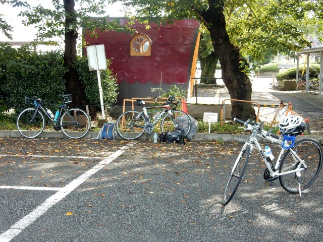 飯能サイクリング 飯能市役所