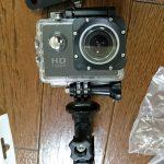 ウェアラブルカメラを買ってみました。
