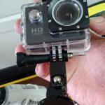 激安のウェアラブルカメラを使ってみました