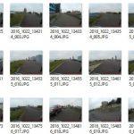 80km弱のサイクリングをタイムラプス撮影してみました。