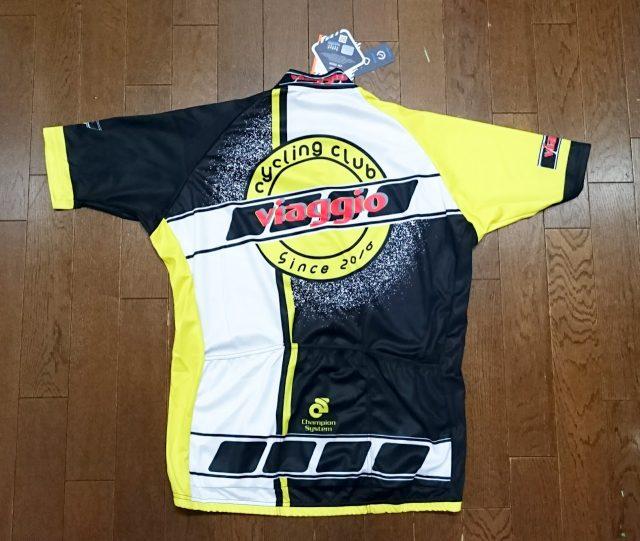 チャンピオンシステム クラブジャージ Viaggio Cycling Club