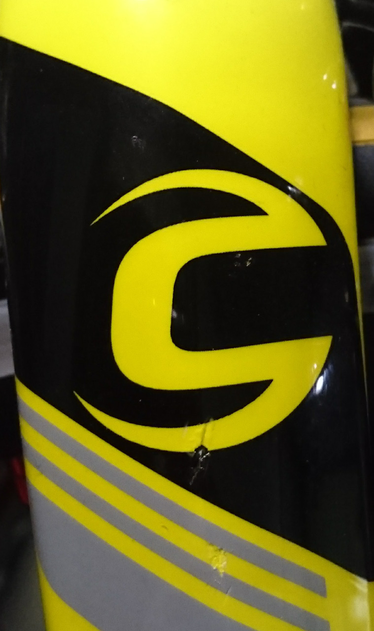 CAAD8 塗装補修