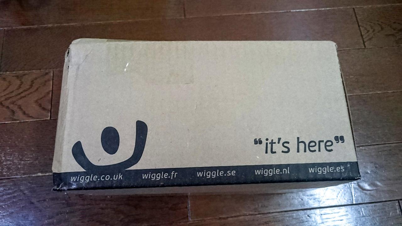 Wiggle ダンボール