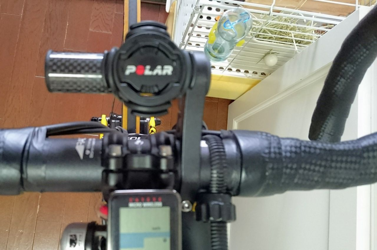 PWT カーボン製 コンピューター&ライトマウント MT03C