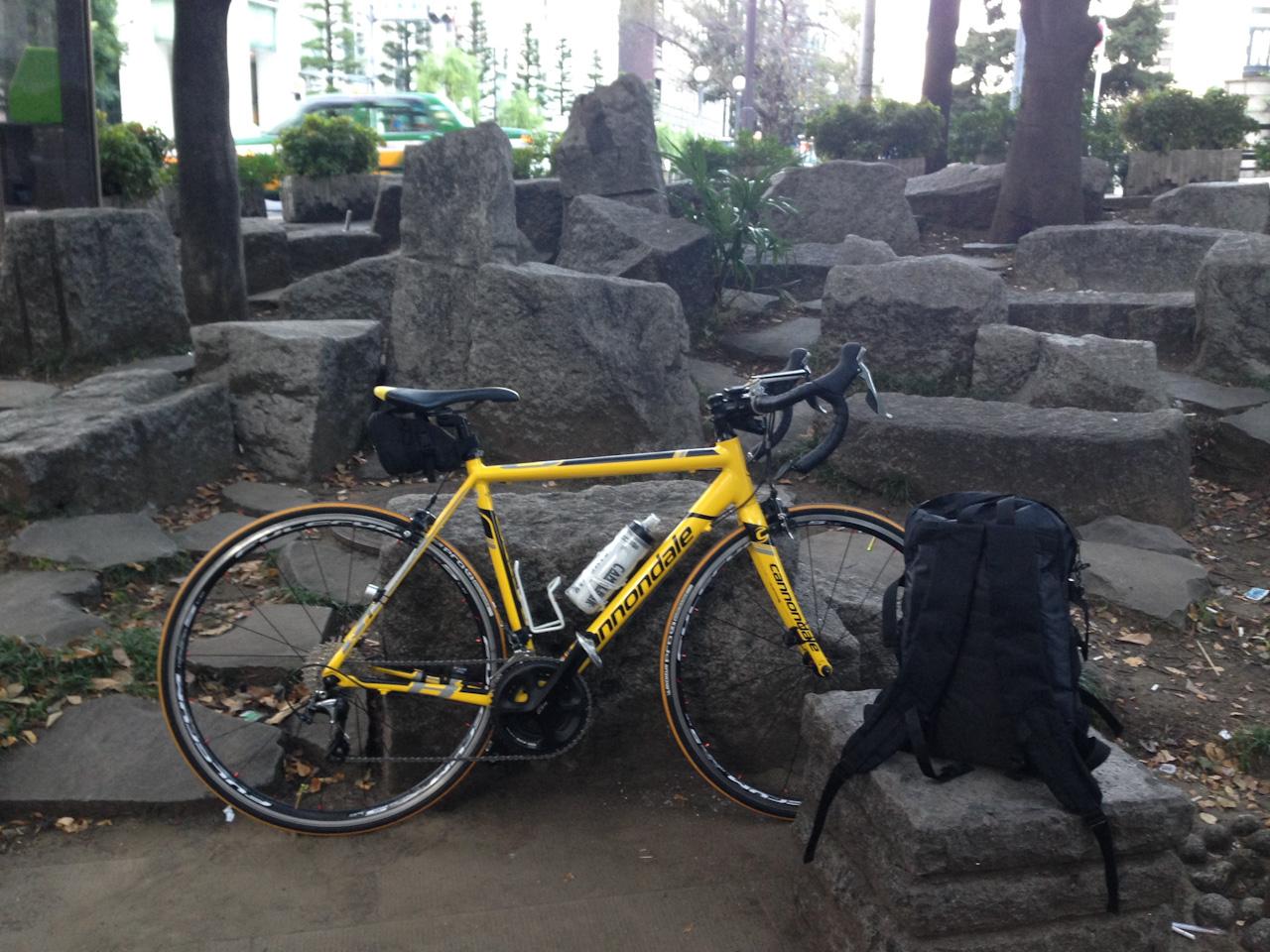 東銀座 公園