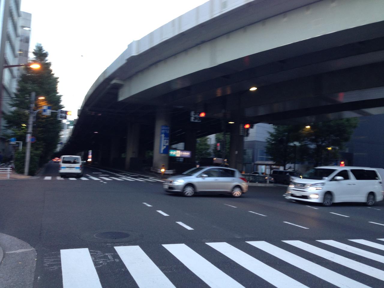 昭和通り 日本橋