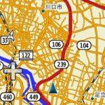 Garmin Edge 520Jに地図を入れてみました