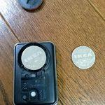 サイコン(CATEYE CC-MC200W)の電池をまた交換しました。