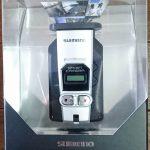 SHIMANOスポーツカメラ CM-2000を開封しました