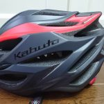OGK KABUTO STEAIR(ヘルメット)のインプレ