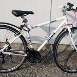 GIOS MISTRALを通勤自転車におろしました