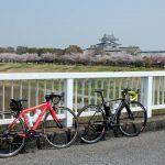 奥さんと関宿までサイクリングに行ってきました