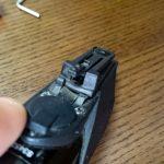 CATEYEのライトVolt400の爪を折ってしまいました
