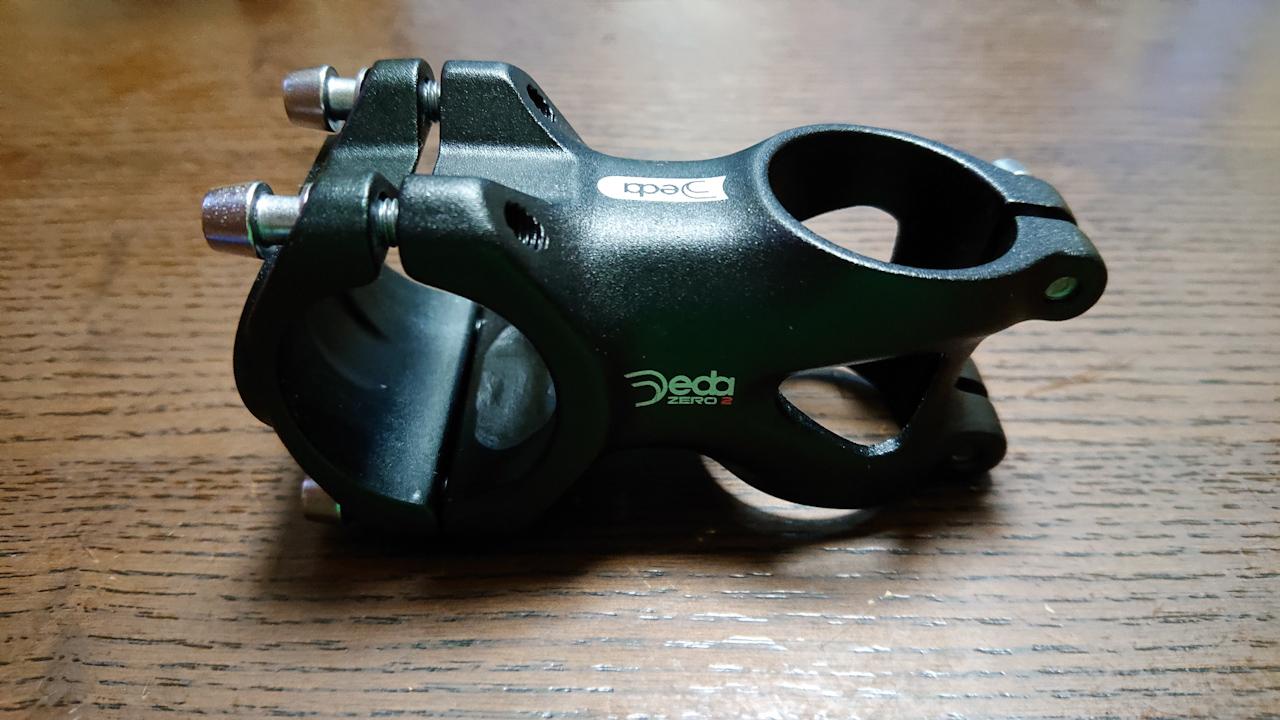 Deda Zero2 ステム 60mm