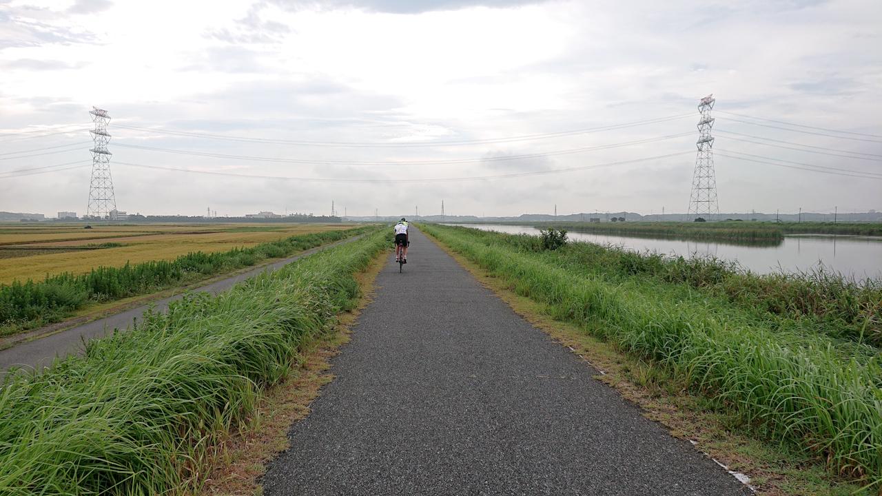 BRM901西東京200km潮来の伊太郎 参加