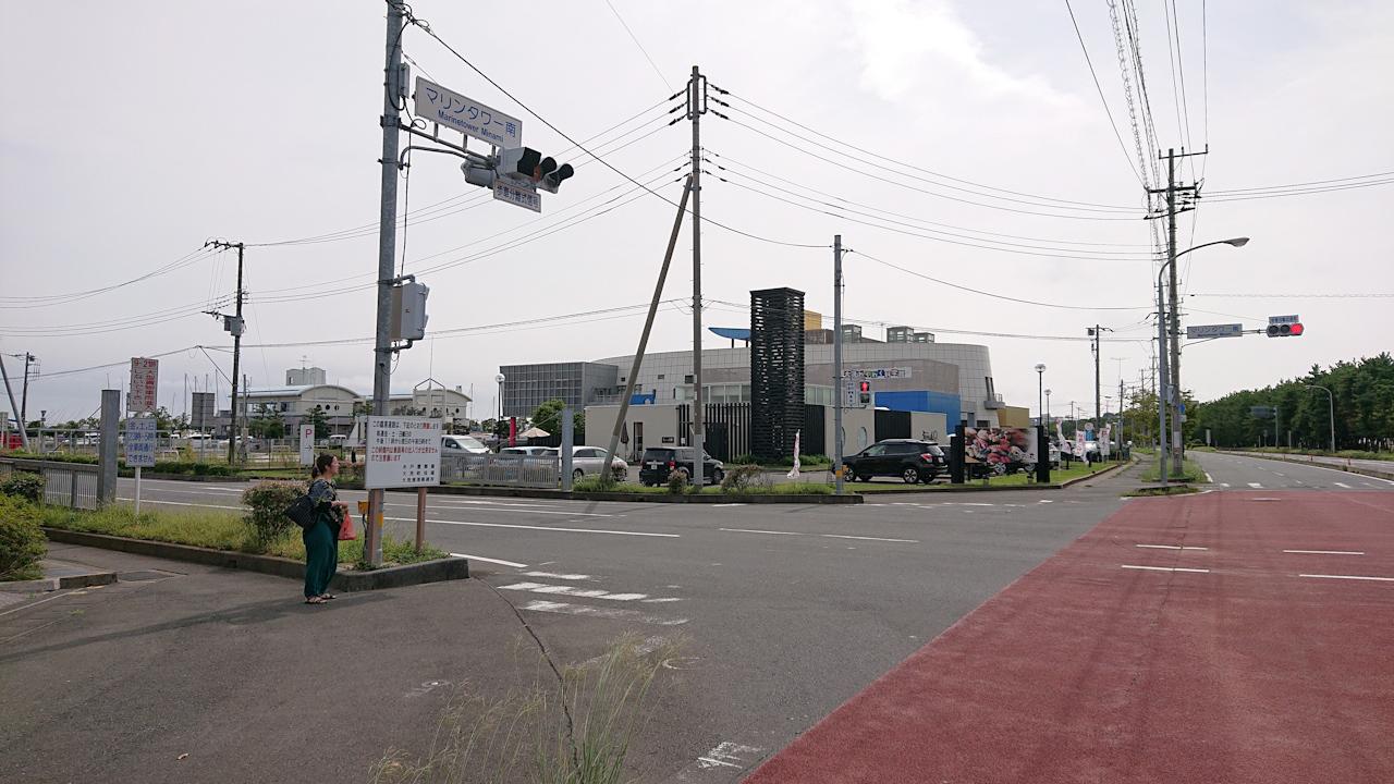 BRM901西東京200km潮来の伊太郎 参加 大洗