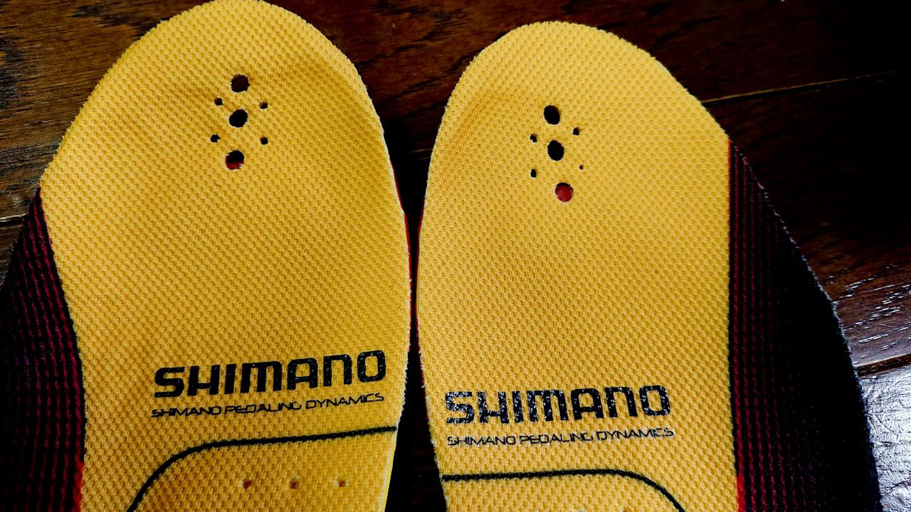 SIDIのインソールをシマノのカスタムフィットインソールに変更して、自分で熱成形してみる