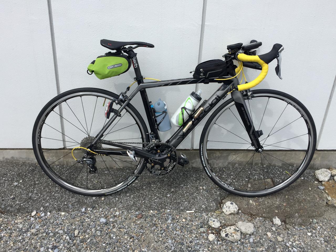 銀座 サイクリング