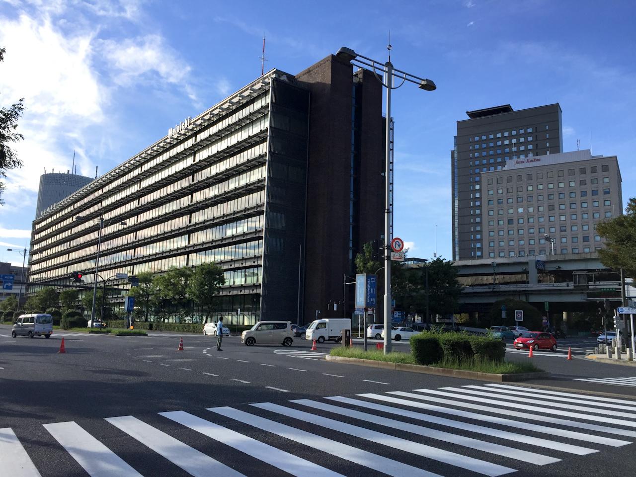 パレスサイクリング 皇居 平川門