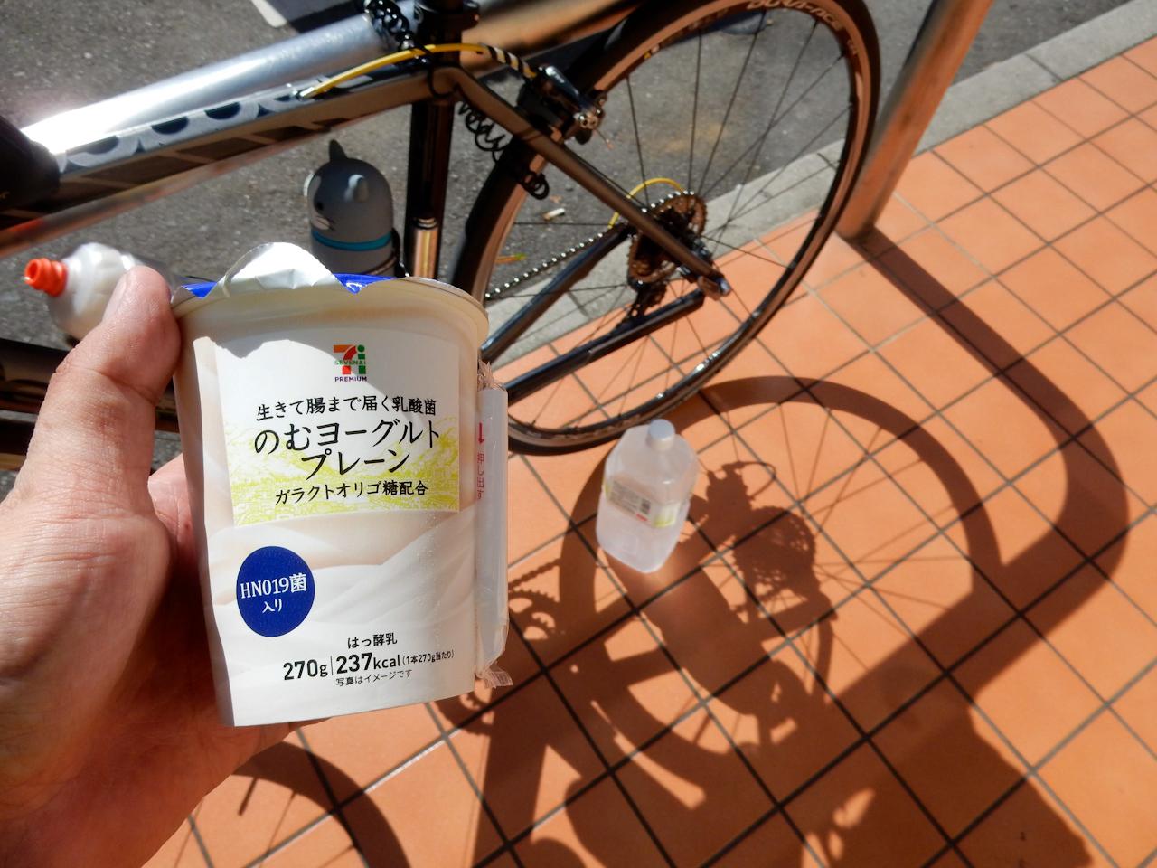 AJたまがわ 2018 BRM1007 奥多摩200k 参加  セブンイレブン福生熊川店