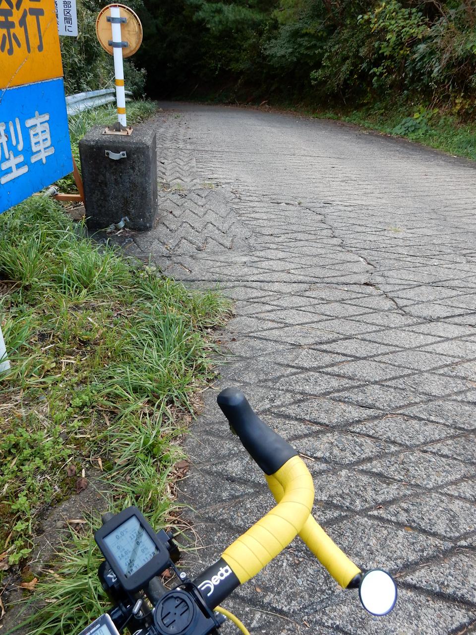 筑波山 ヒルクライム 十三塚