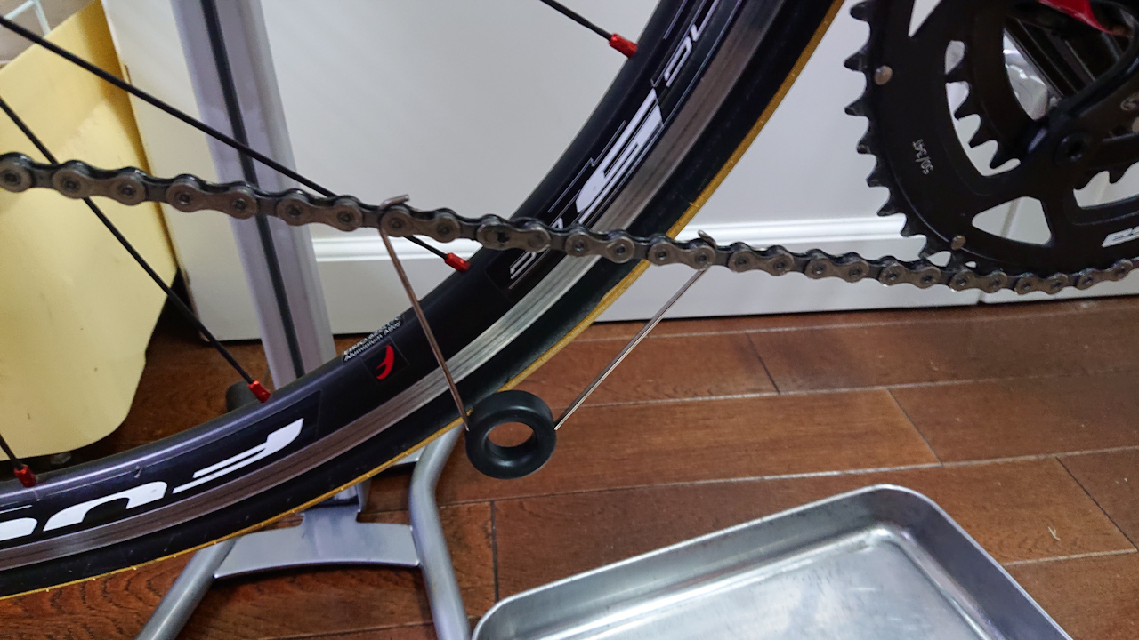MCC-002 バイク用 チェーンクリーナー