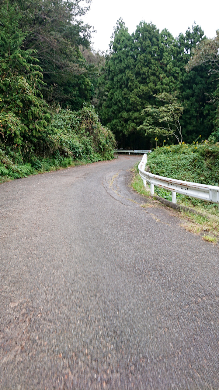 筑波山 ヒルクライム ツール・ド・つくばと同じコース 不動峠