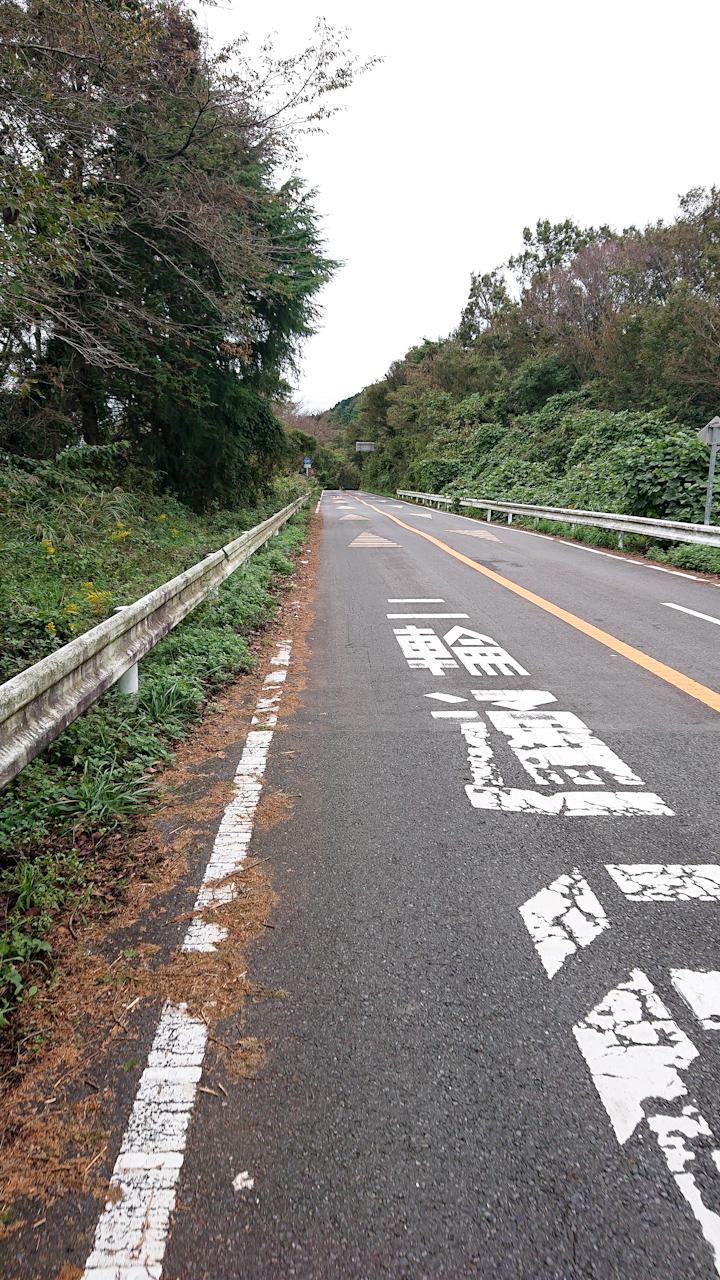 筑波山 ヒルクライム ツール・ド・つくばと同じコース 表筑波スカイライン