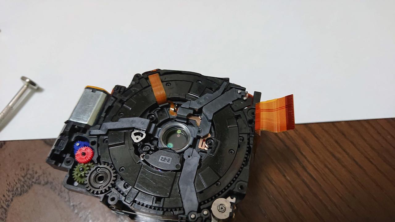Nikon Coolpix s9900 分解