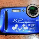Fujifilm FinxPix XP90のインプレ