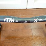 ITM X-ONEハンドルが来ました。\(^o^)/ + 輸入税額(消費税)の計算方法