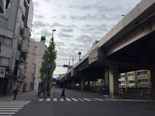 昭和通り 御徒町