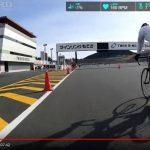 ツインリンクもてぎ100kmサイクルマラソン2019の走行動画を作成しました