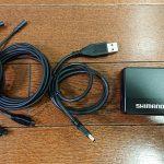 昨年のポチ納(笑)にDi2のPC接続装置(SM-PCE1)を注文しました。