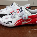 Newシューズが来ました(SIDI Wire Carbon Venice)