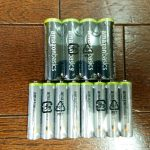 ニッケル水素電池を追加しました